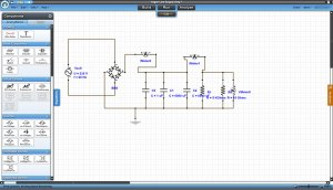 DoCircuits-Electronic-Simulation-Line-Input
