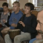 Jon Sterckx - World Rhythm Workshop at Wynstones School. OCR Area of Study 3 – Rhythms of the World