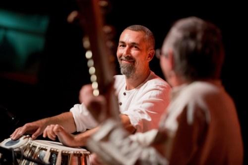Samswara - Sitar & Tabla duo Indian Music Devon Stroud