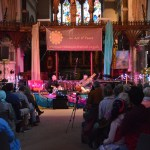 Samswara sitar & tabla duo at Stroud Sacred Music Festival 2017