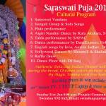 Tabla class performance at Saraswati Puja event Swindon