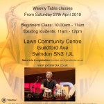 Swindon Tabla Classes 2019