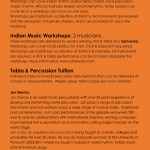 World Music Workshops