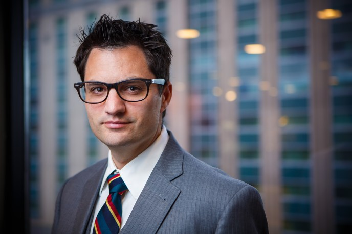 Law Firm corporate head shots