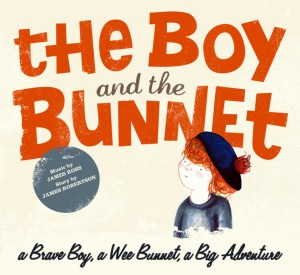 boy and bunnet