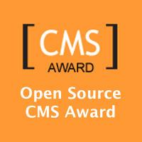 Winner - Best CMS