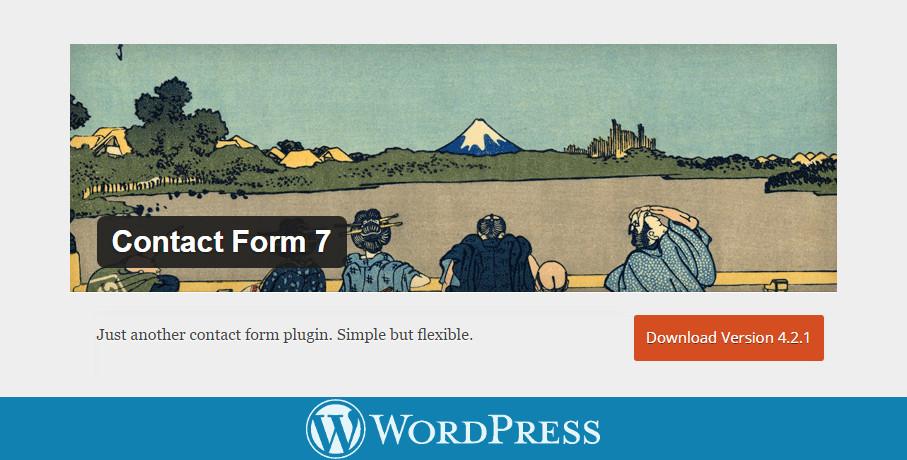 Contact Form 7: il plugin WordPress per eccellenza