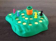 Partie en cours du jeu croque carotte