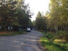 l'accès aux cottages