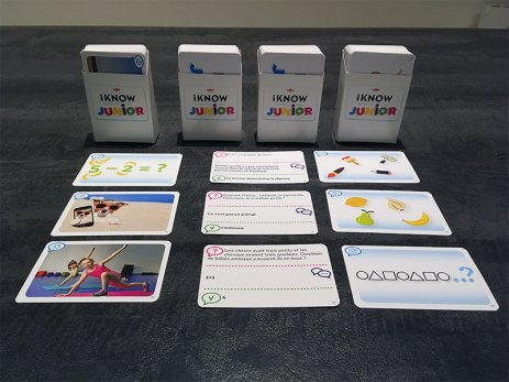 400 cartes proposées