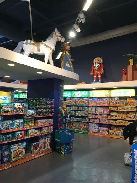 la boutique du Funpark