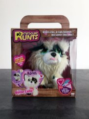 peluche Rescue Runts