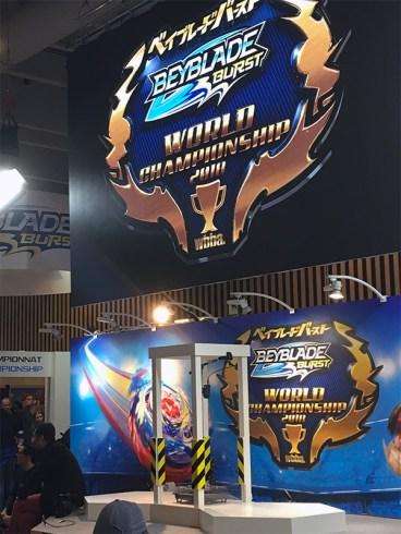 arena tournoi beyblade burst champion 2018