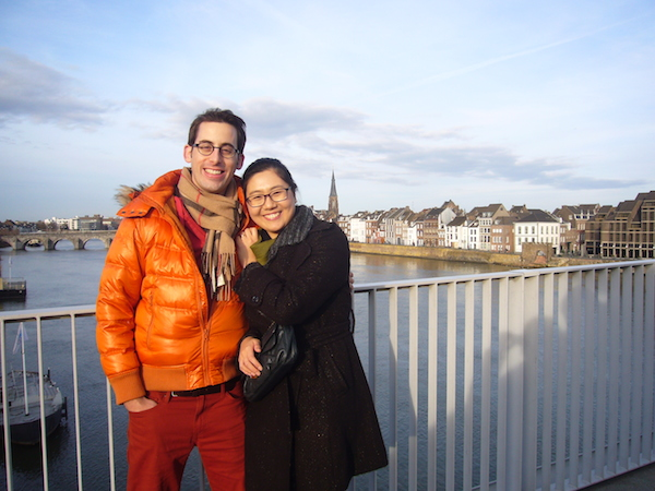 Maastricht with Suna