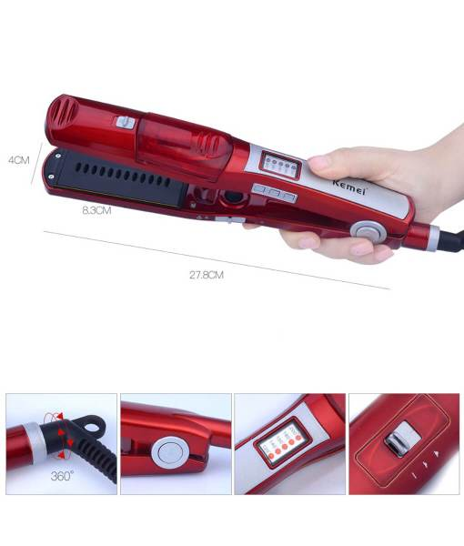 Kemei-New-Steam-Comb-Straightening-Irons-Automatic-Straight-Hair-Brush-Steam-Flat-Iron-Electric-Ceramic-Hair (2)
