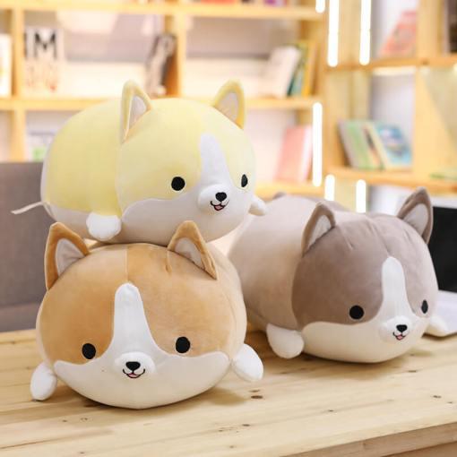 Miaoowa-30cm-Cute-Corgi-Dog-Plush-Toy-Stuffed-Soft-Animal-Cartoon-Pillow-Lovely-Christmas-Gift-for