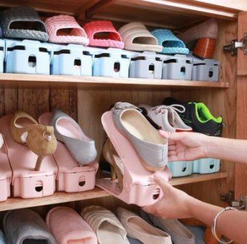 . Mintiml Shoes Rack
