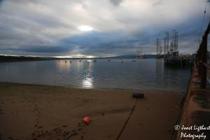 Cromarty Firth Schotland