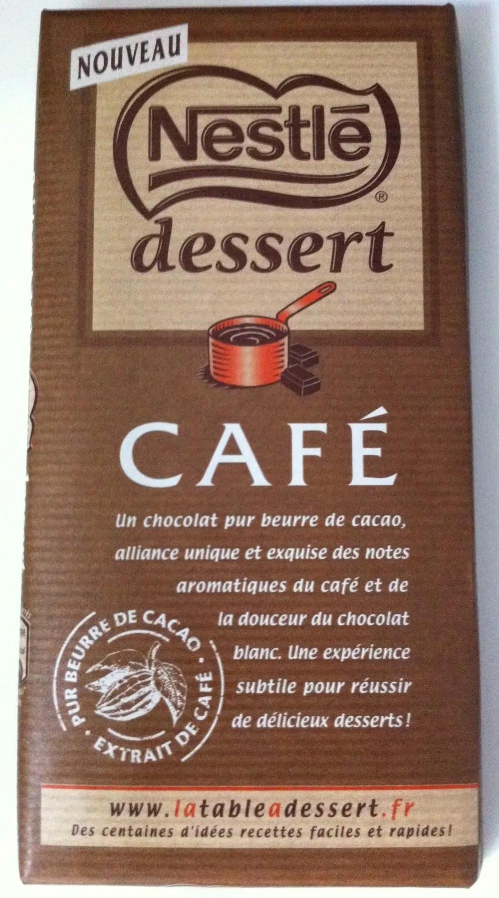 Gelato cioccolato bianco al caffè