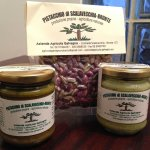 Gelato di pistacchio verde di Bronte DOP