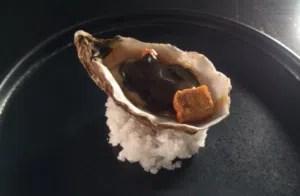 Gelato perla nera Cedroni e Brunelli