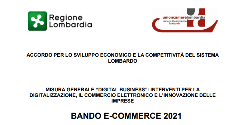 bando e-commerce 2021