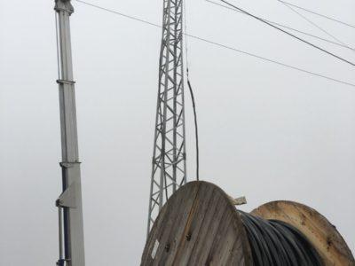 MP27 MX270 Multitel Instalacia VN vedenie