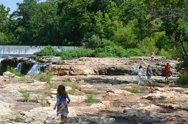 Landscaping Stones Joplin Mo : Grand falls joplin mo life