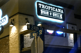 Tropicana Bar and Grill