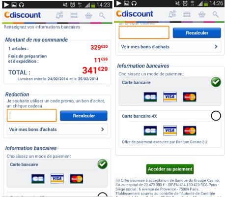 modalite-paiement-application-cdiscount