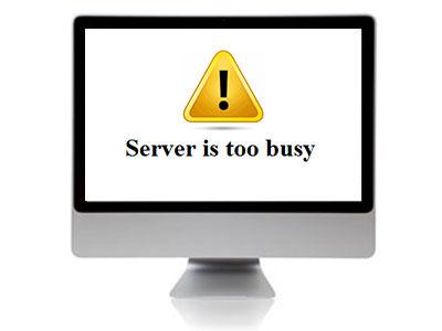 website-crash-error