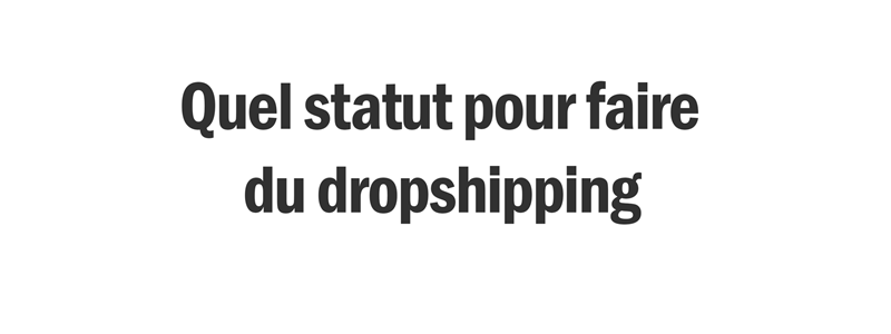 statut-dropshipping-entreprise