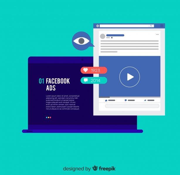 facebook publicite en ligne vente