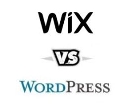 wix-vs-wordpress-ou-wix