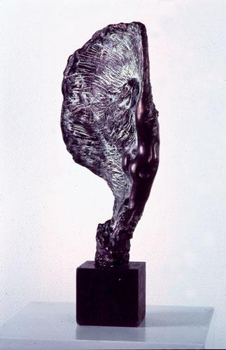 Jøran Flo Eurydice skulptur bakfra