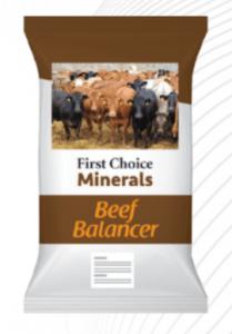 Bag of beef balancer