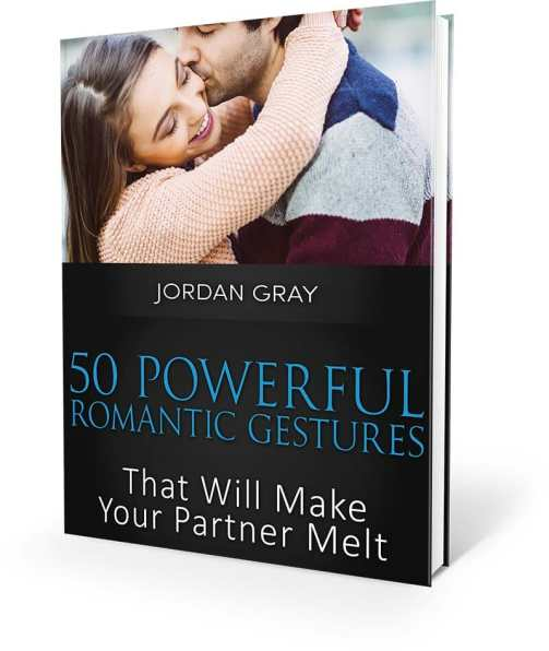 50 Powerful Romantic Gestures - Jordan Gray DeluxeBundle Books Collection The Relationship Revitalizer Super-Pack