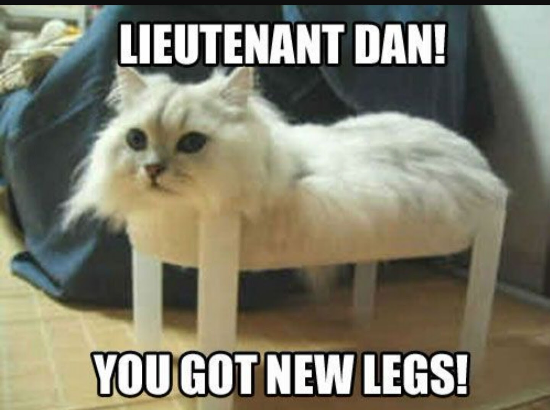 Lt. Dan