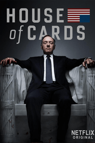 House of Cards ~ Staffel 1