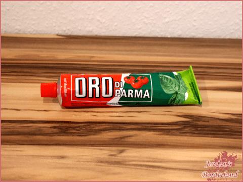 ORO di Parma Tomatenmark mit Basilikum