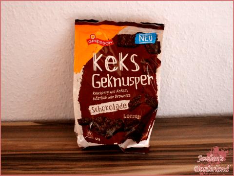 Griesson Keks Geknusper