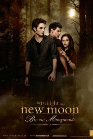 New Moon ~ Bis(s) zur Mittagsstunde