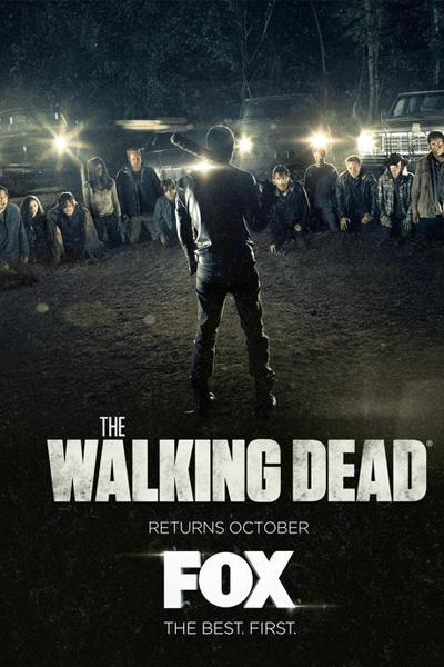 The Walking Dead Staffel 7 Amazon