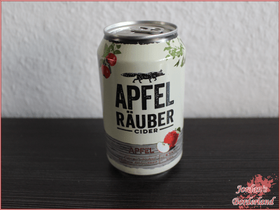 Apfel Räuber Cider Apfel