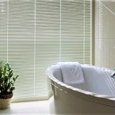 Venetian blinds category page & drop down pic