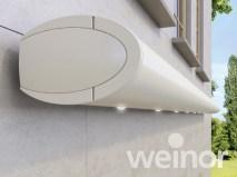 Weinor Folding Arm Awnings 8 (Opal II Casette Box)