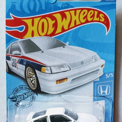 Hot Wheels 2020 Honda Series '88 Honda CR-X GHC10