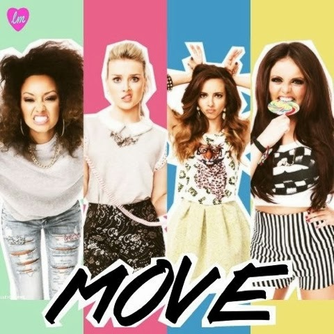 The Style Selections: Little Mix's New Single – Move…The Review