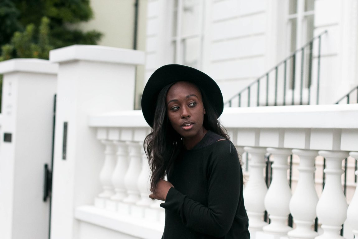 The Hat Logic - Why I Suck At Being A Fashion Blogger