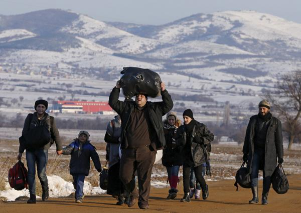 EU's Tusk warns Europe has 2 months to tackle migration ...